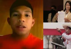 """Edison Flores expresa su postura política: """"Yo no soy comunista y voto por la democracia"""""""