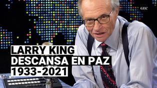 Fallece Larry King a causa de Covid-19 este es un resumen sobre su carrera profesional.