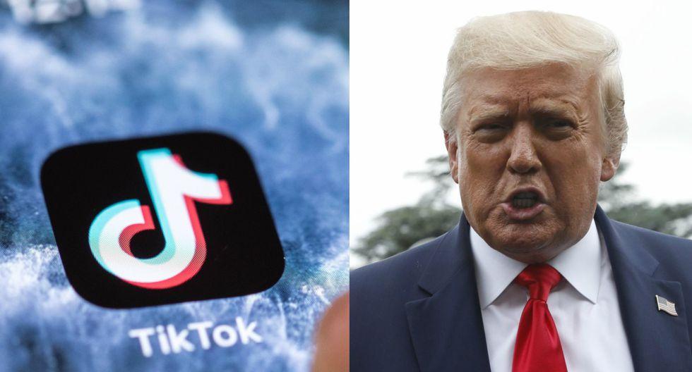 TikTok es una red social con sede en Beijing (China) en la que se comparten videos cortos y que ha logrado un gran éxito entre el público adolescente de Estados Unidos y el mundo. (EFE/EPA/HAYOUNG JEON - EFE/EPA/Yuri Gripas / POOL).