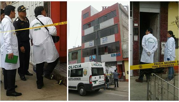 Carabayllo: delincuente es asesinado cuando entraba a hotel con su pareja (VIDEO)