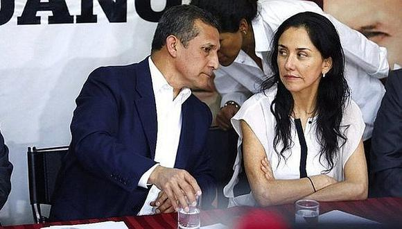 Acusación fiscal contra Ollanta Humala y Nadine Heredia será presentado el lunes