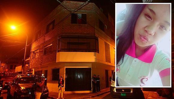 Feminicidio en SMP: Mujer de 19 años fue asesinada de un balazo por su pareja (FOTOS y VIDEO)