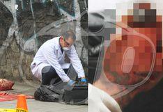 Policía identifica uno de los cuerpos hallados descuartizados en diferentes distritos de Lima | FOTOS Y VIDEO
