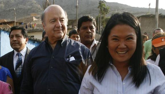 Keiko Fujimori y Hernando de Soto encabezan última encuesta presidencial de IEP. (Foto: GEC)