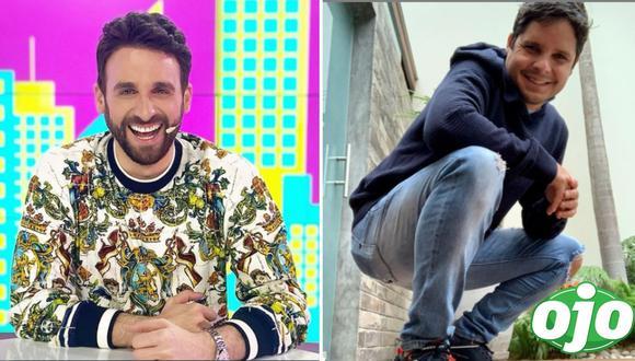 "Rodrigo González asegura que Gian Piero Díaz es fan de ""Amor y Fuego"". Foto: (Instagram/@gianpierodiazof, @rodgonzalezl)"