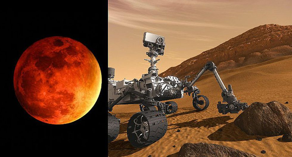 """Marte: Hallan """"nueva prueba"""" de la existencia de una antigua civilización [VIDEO]"""
