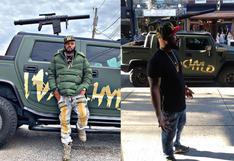 Policía de Nueva York se moviliza en operativo contra rapero y su cañón… que dispara camisetas