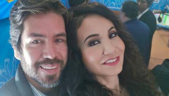 Janet Barboza dice que se complementa muy bien con Miguel