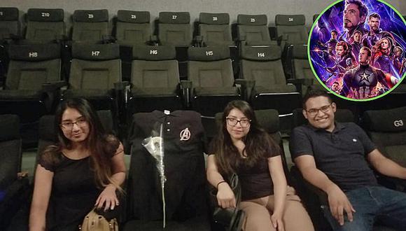 Se fue al cielo con la ilusión de ver 'Avengers: Endgame', pero sus amigos lo recordaron
