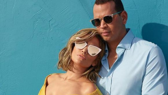 Jennifer Lopez y Alex Rodríguez siguen juntos. (Foto: @arod)
