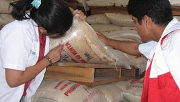 Alimentos ingeridos por niños en Cajamarca tenían insecticida