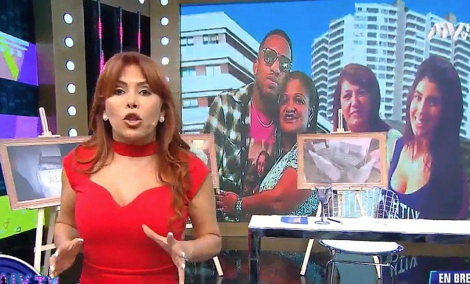 """Magaly Medina a Doña Charo: """"no me pueden acusar por burlarme de los gustos de Yahaira Plasencia"""" │VIDEO"""