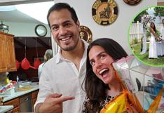 Ernesto Jiménez y Antonella Bacco: publican románticas fotos de su boda en Estados Unidos │FOTOS