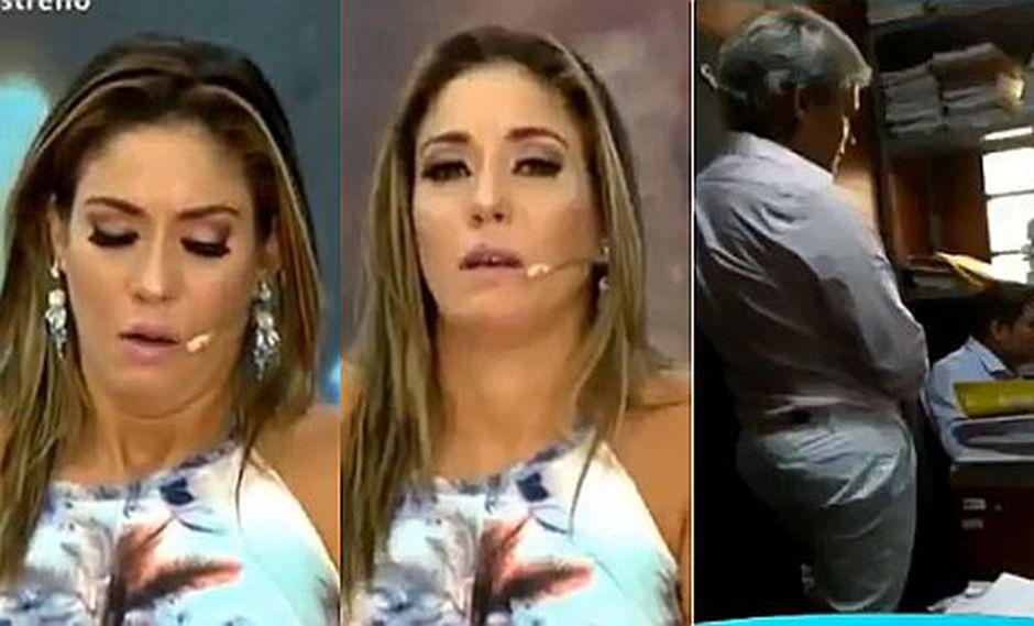 "Tilsa Lozano difunde audio del 'Zorro Zupe': ""Yo soy fuerte"""