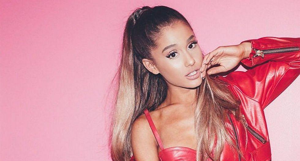 Ariana Grande les da una buena noticia a sus fans