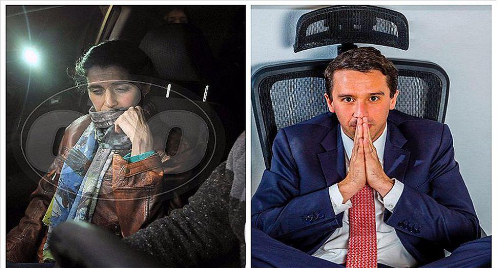 Maritza Garrido Lecca: su sobrino Mijael Garrido Lecca se pronunció tras su liberación
