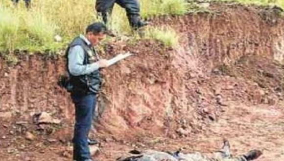 Puno: Cuerpo sin vida de profesor es hallado en el  Lago Titicaca