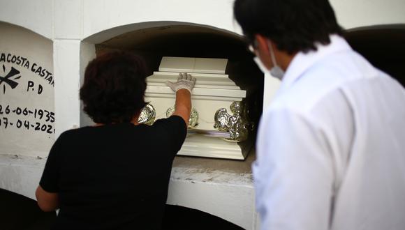 Beneficencia de Lima evalúa prohibir el uso de flores naturales en los cementerios El Ángel y Presbítero Maestro tras la pandemia (GEC)