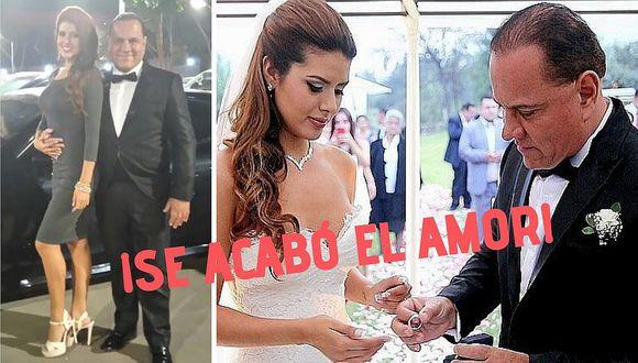 Mauricio Diez Canseco confirma con comunicado oficial fin de su matrimonio con Antonella De Groot