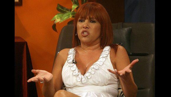 """Magaly Medina retorna a la TV y advierte: """"Que tiemblen todos"""""""