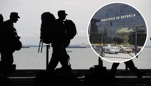 El Comando del Ejército, por disposición del Ministerio de Defensa, se pronunció sobre la operación realizada desde la madrugada. | Foto: Canva.com