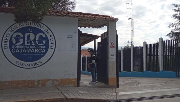 Cajamarca: El Hospital de Apoyo de Celendín tiene 33 pacientes hospitalizados por COVID-19 y no tiene disponibilidad de camas. (Foto: Defensoría del Pueblo)
