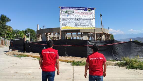 Amazonas: Municipalidad de Bagua firmó contrato para obras de construcción con empresa vinculada al alcalde de Cumba (Foto: Contraloría)