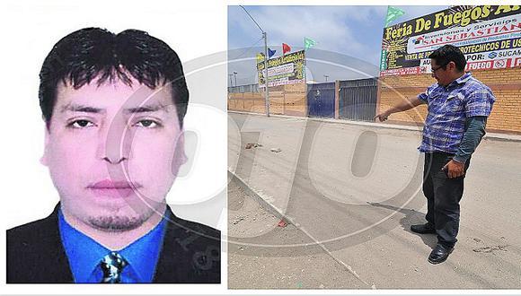 Obrero sale en defensa de su pareja y es baleado en fiesta chicha en VMT
