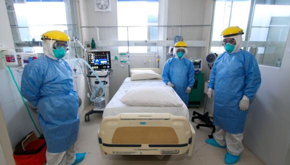 Cusco: en las últimas semanas también disminuyó el número de pacientes hospitalizados por covid-19 en la región Cusco. (Foto: Andina)