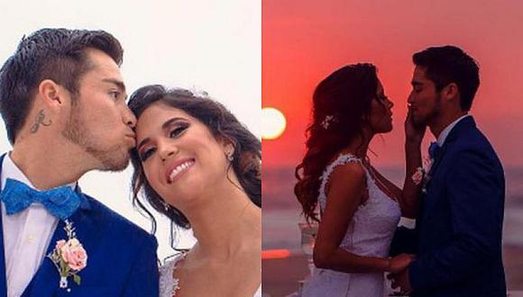 Melissa Paredes: esposo la defiende y llama 'envidiosas' a quienes la critican