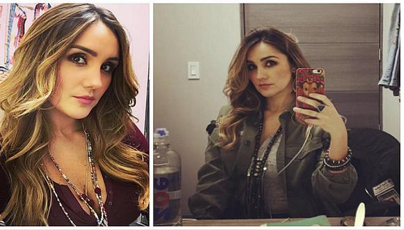 Dulce María: ex RBD presenta a su hermana y son como ¡dos gotas de agua!