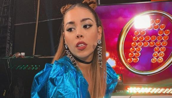 Danna Paola conversó con la revista GQ México y confesó que alguna vez quiso dejar el mundo de la música y la actuación. (Foto: Instagram)