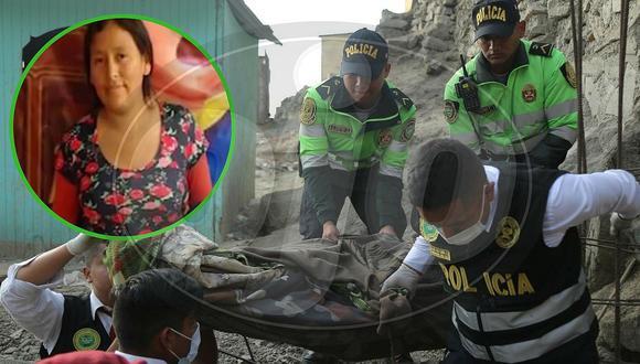 Cuerpos de mamá y niños asesinados en San Juan de Lurigancho serán llevados a Huánuco