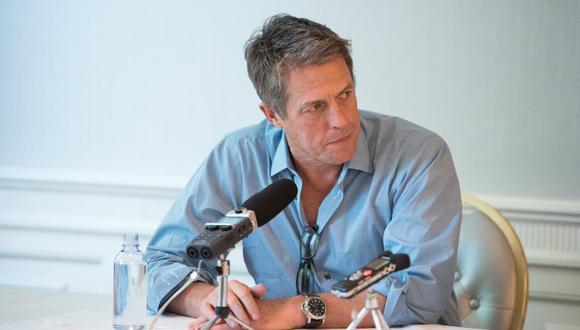 Hugh Grant se convertirá en el villano principal en la película Dungeons and Dragons. (Foto: AFP)