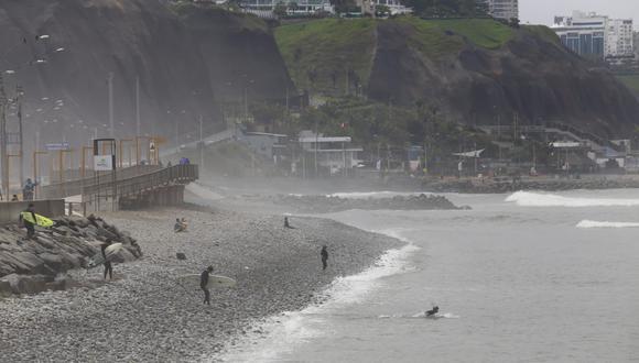 La Marina de Guerra del Perú descartó un posible tsunami en la costa peruana. (Foto: Jessica Vicente/@photogec)