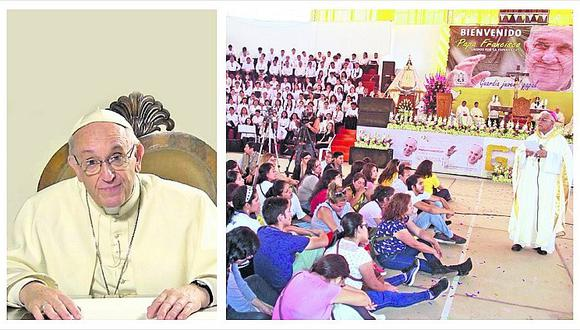 Papa Francisco anuncia que llegará al Perú como peregrino de la paz