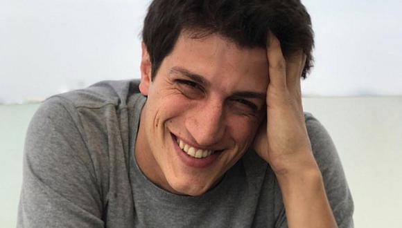 Stefano Tosso cambio de look por personaje