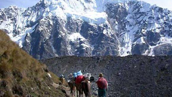 Cusco: Reabren Camino Inca luego de tormenta de nieve