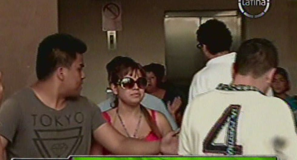 Néstor Villanueva dejó en la calle a Florcita Polo [VIDEO]
