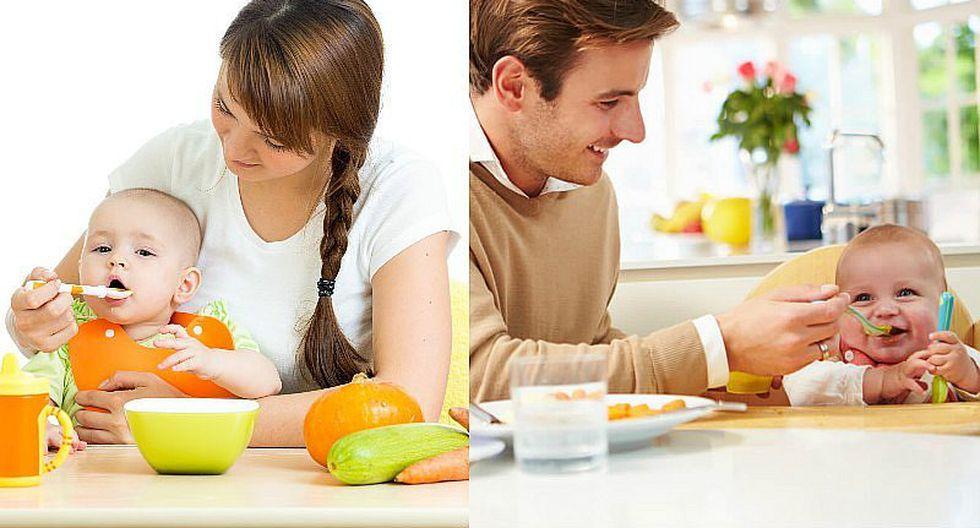 ¡A tomas apuntes! Tres ricas comidas para los bebés de 9 a 11 meses