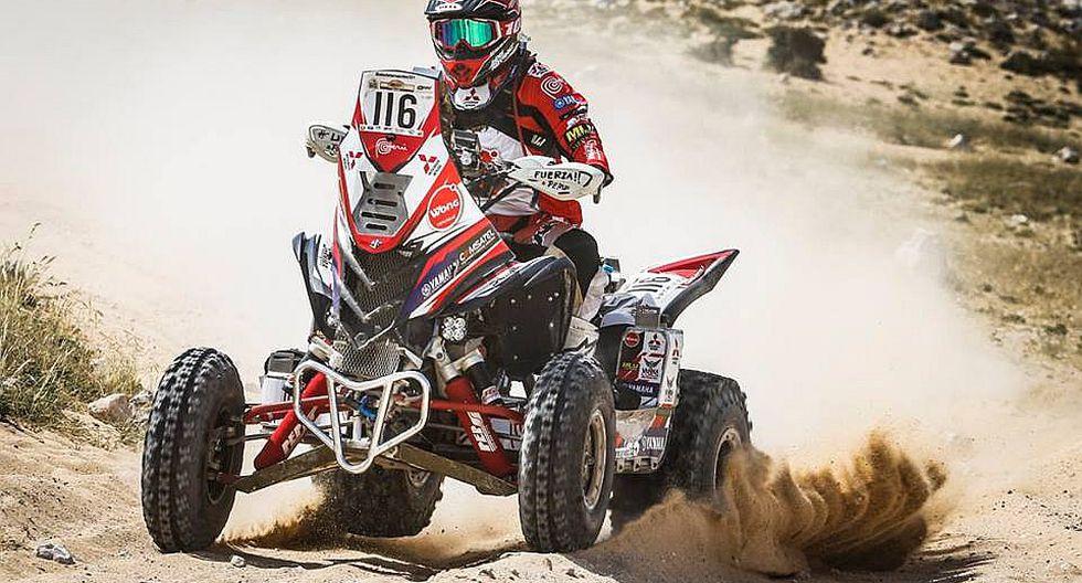 Mundial Todoterreno: peruano Alexis Hernández pelea liderato en Rally de Qatar