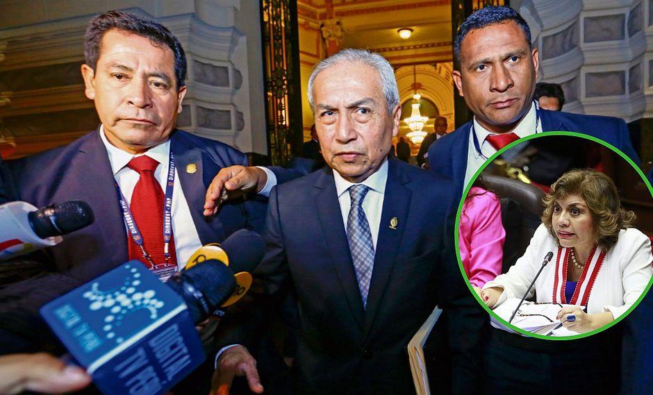 Pedro Chávarry recibiría hasta 20 años de cárcel por extraer documentos de oficina lacrada