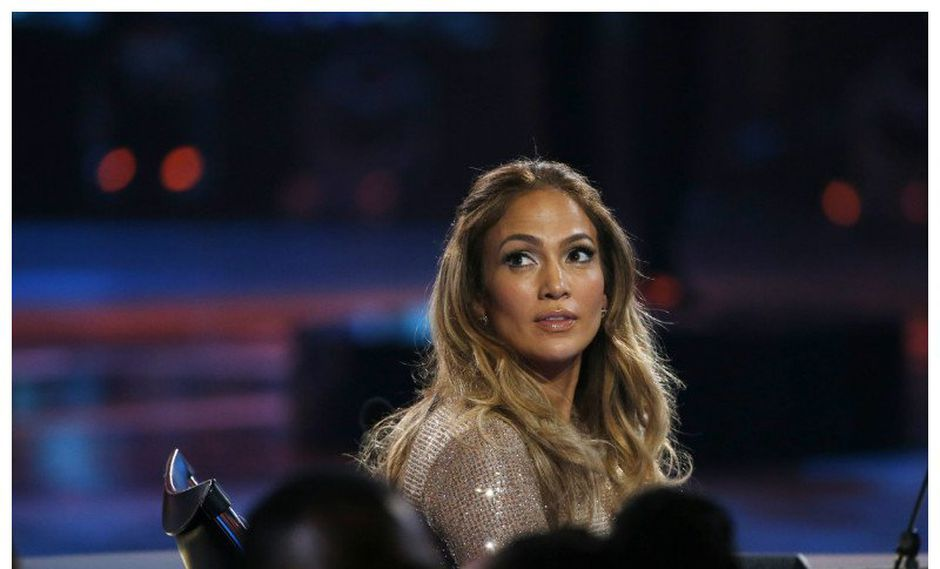 ¡OMG! ¡Cuanto brillo! Jennifer Lopez en la final de American Idol