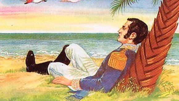 El sueño de San Martín: la historia escrita por Valdelomar
