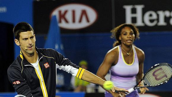 Estrellas del tenis critican a Djokovic por menospreciar el circuito femenino