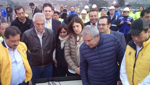 Municipalidad de Lima inicia obras de nueva autopista a Chosica [VIDEO]