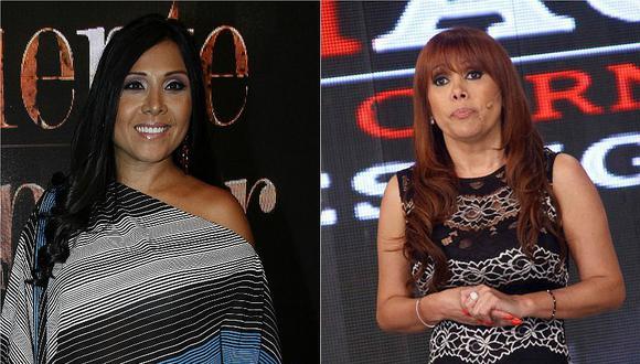 Tula Rodríguez: Magaly se valió de Mónica Hoyos para salir en TV española