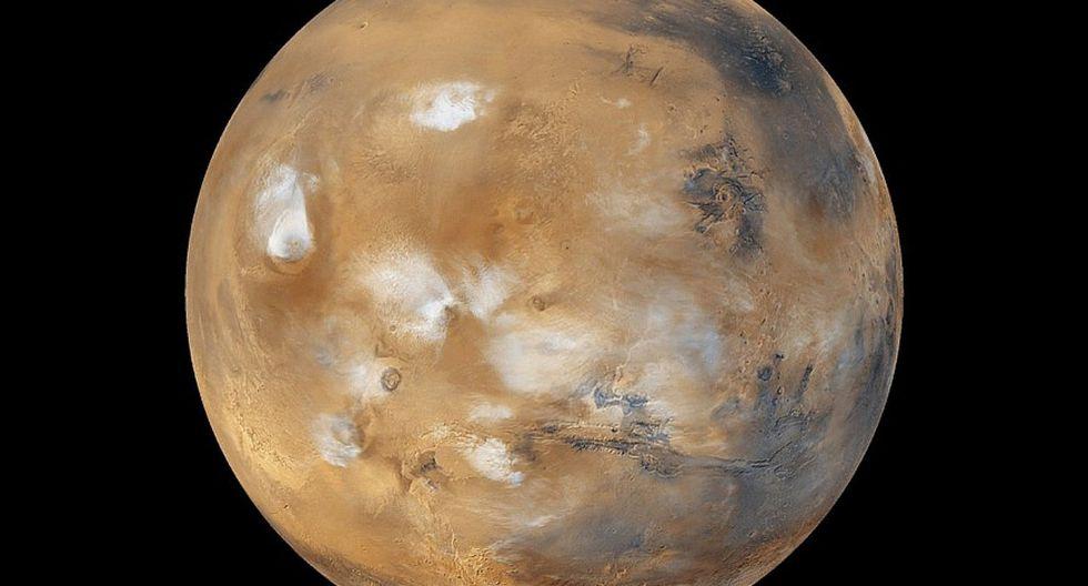 Detectan un terremoto en Marte y dan a conocer cómo suena este movimiento