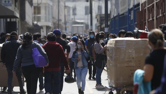 El primer ministro Walter Martos reiteró que no se volverá a una cuarentena total pese al aumento de casos confirmados de coronavirus. (Foto: Violeta Ayasta/GEC)