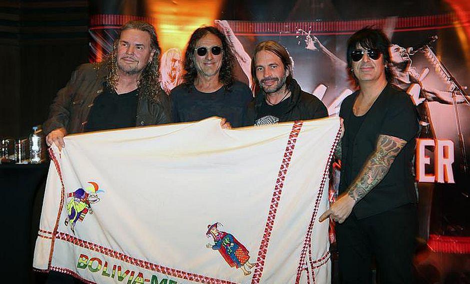 Cantante de Maná pide a Chile y Perú conceder salida al mar a Bolivia